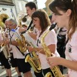Pupitre de Saxophones